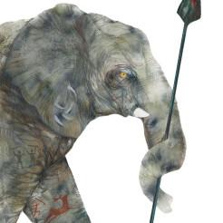"""Illustrazione per """"Delitti Bestiali"""" proposto dalla rivista ILLUSTRATI"""